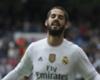 Isco hails Zidane influence