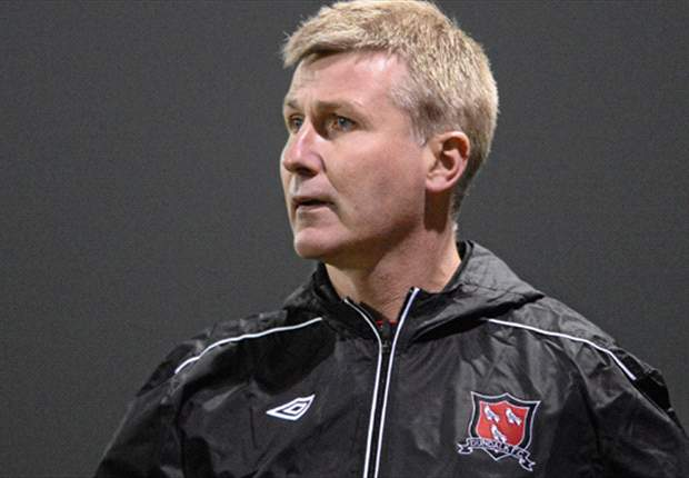 We are ready for Louth derby, says Dundalk manager Stephen Kenny