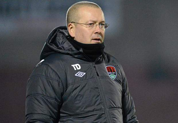 Cork City part company with manager Tommy Dunne