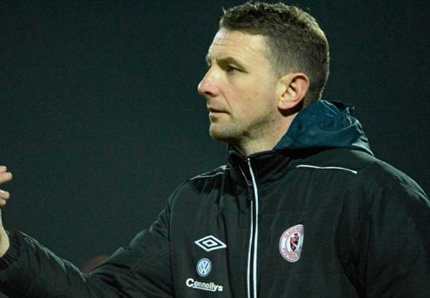 'We lacked that real cohesion and understanding' - Sligo Rovers boss Ian Baraclough critical of team performance