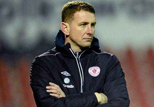 Sligo Rovers manager Ian Baraclough says he would consider job offers