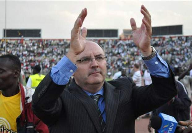Uganda sack coach Bobby Williamson