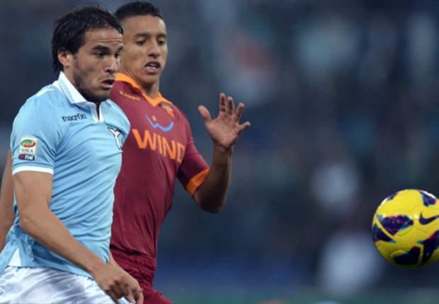 Gonzalez y Marquinhos dos de los habituales titulares de Lazio y Roma