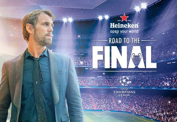 Heineken's 'Road to the Final' gives five fans opportunity to go to Wembley