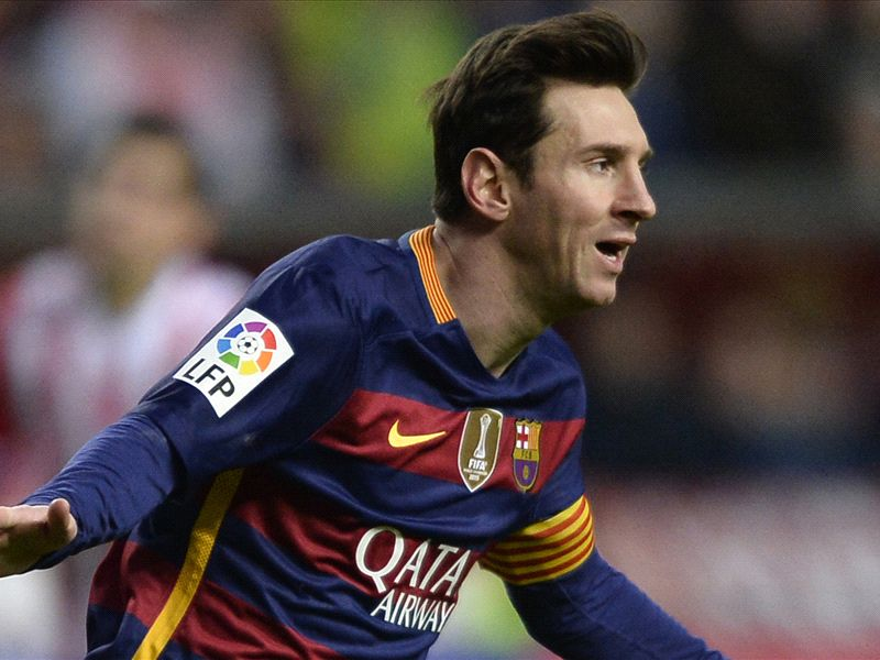 Messi can dominate games at walking pace – Valdano