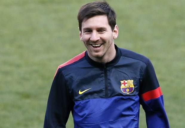 Messi gets green light for Champions League semifinals