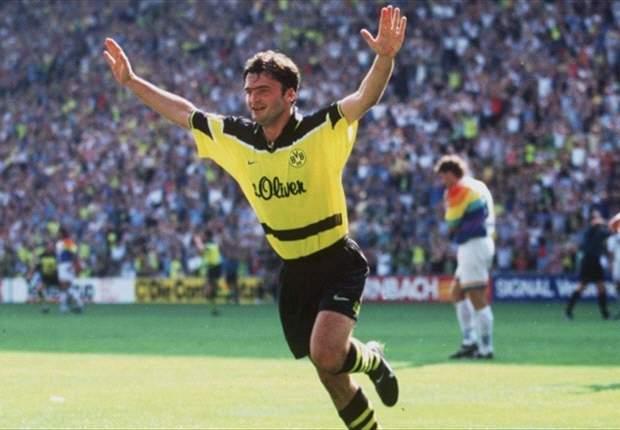 Stephane Chapuisat holte mit Borussia Dortmund die Champions League und zwei Meisterschaften