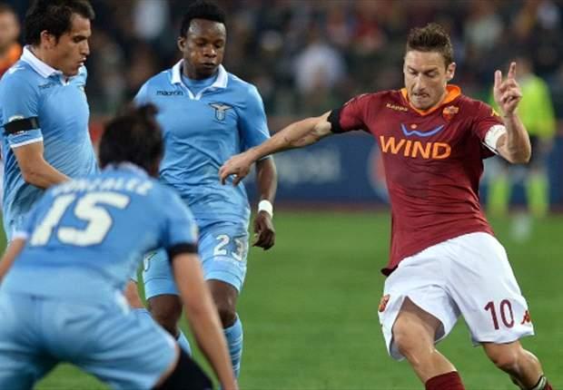 Roma y Lazio, a mano