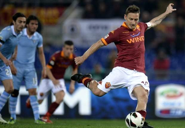 Totti rolls back the years with timeless derby showing