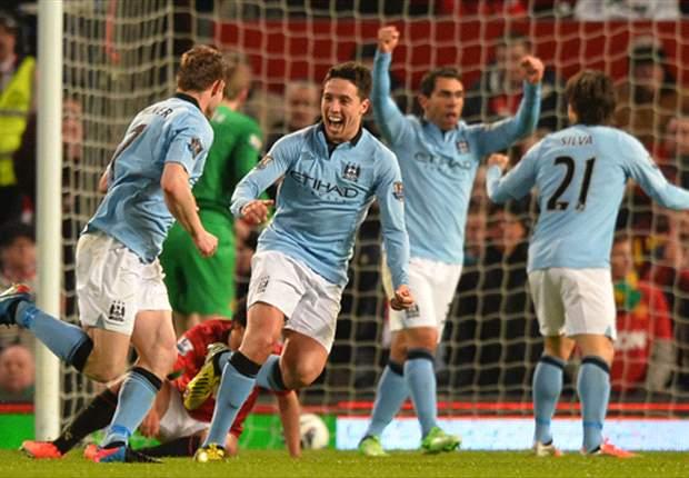 XL Match Report: Manchester United 1-2 Manchester City