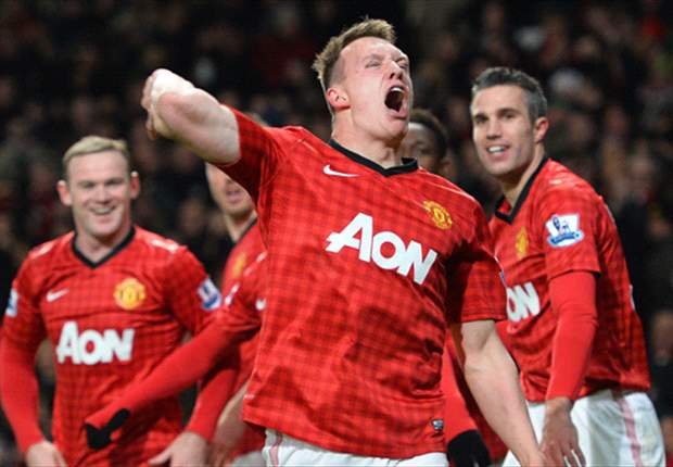 Phil Jones eyes centre-back role at Manchester United