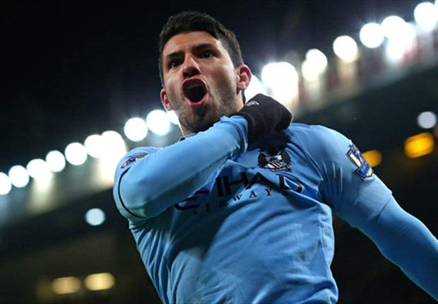 Manchester City to offer Aguero new deal to ward off Real Madrid interest