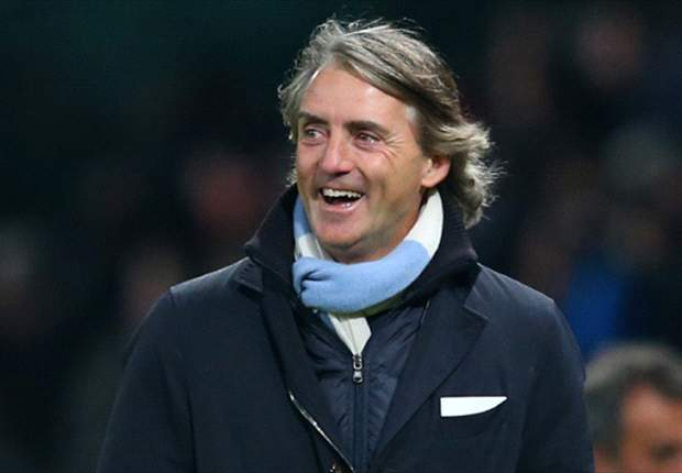 Roberto Mancini traut Ex-Klub Manchester City international wenig zu