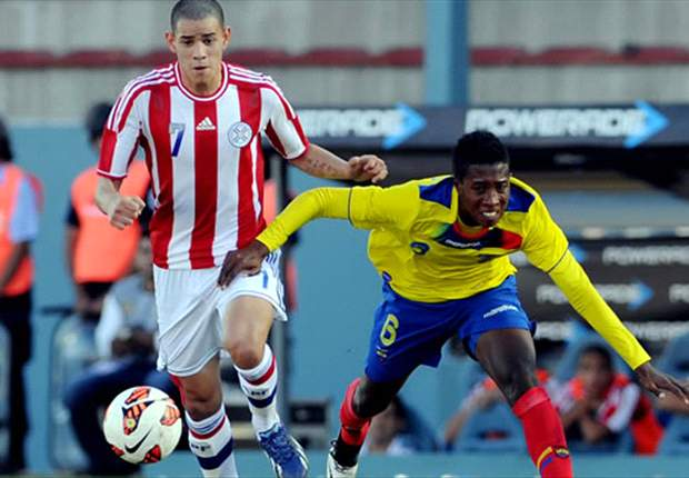 Paraguay golea a Ecuador y pasa al hexagonal final