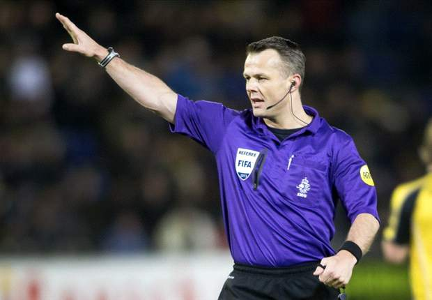 Kuipers to take charge of Europa League final
