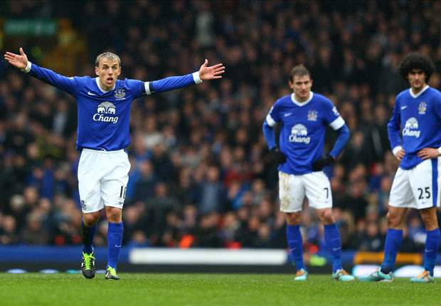 Phil Neville in running for Manchester United & Everton coaching roles