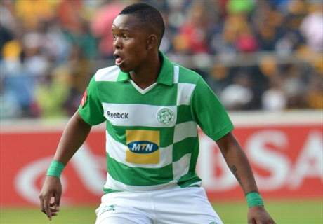 Larsen eases pressure on Manzini