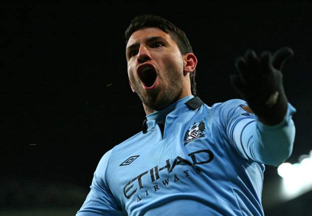 Manchester City sweat on Aguero hamstring strain