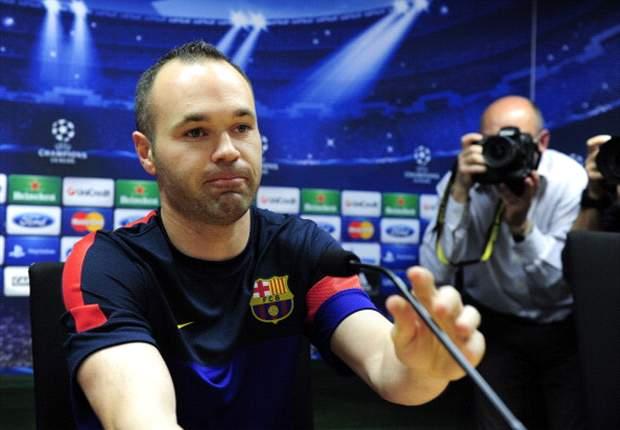 Iniesta: Barcelona deserve more respect