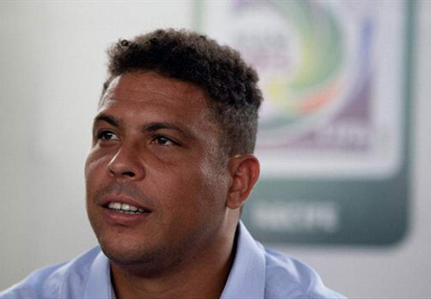 Brazil legend Ronaldo tips Spain for Confederations Cup glory