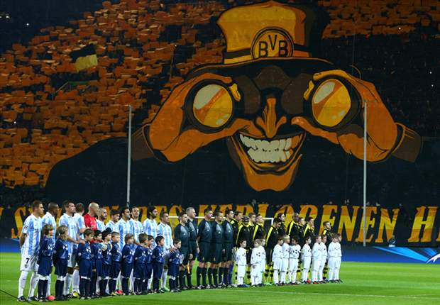 Fights break out as Borussia Dortmund sell out of Real Madrid tickets