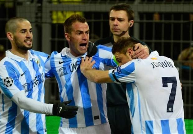 Malaga: Besitzer steht hinter Team und Trainer
