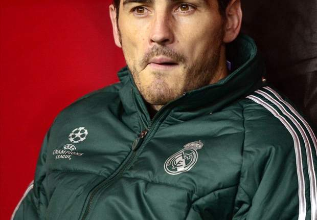 'My future is at Real Madrid' - Casillas