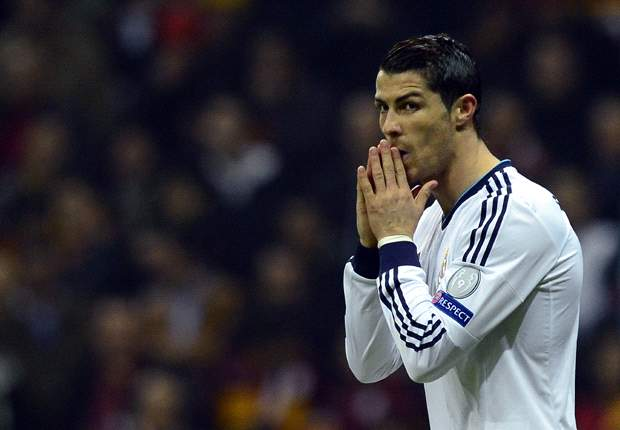 Ronaldo: Madrid were own worst enemy