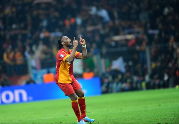 Drogba: First leg loss was fatal for Galatasaray