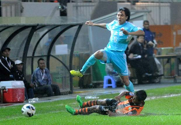 AFC Cup match abandoned after visiting team reduced to six players