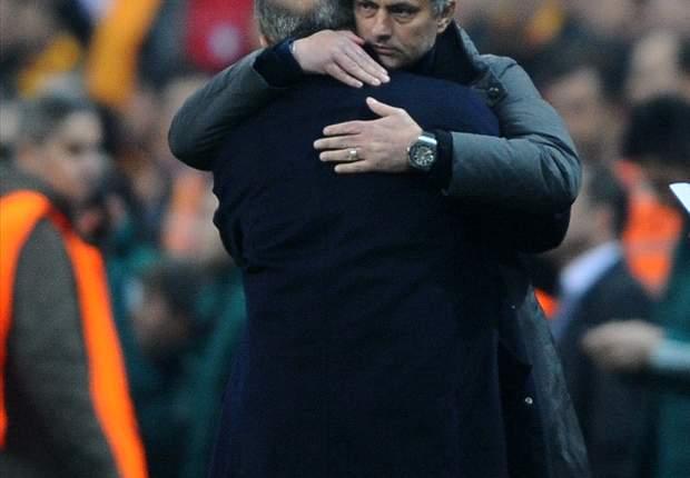 Mourinho praat na seizoen over toekomst