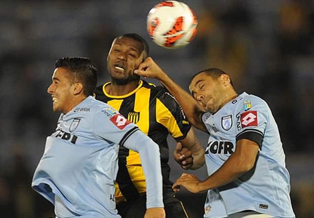 Peñarol queda eliminado de la Copa Libertadores