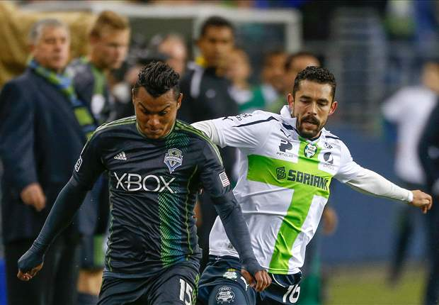 Santos Laguna 1-1 Seattle Sounders FC: Liga MX side into CONCACAF Champions League final