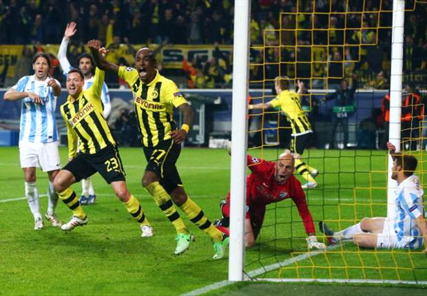 Malaga to file official complaint to Uefa after Dortmund loss