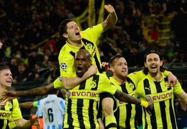 ROAD TO WEMBLEY: Lima Alasan Borussia Dortmund Layak Menjuarai Liga Champions 2012/13