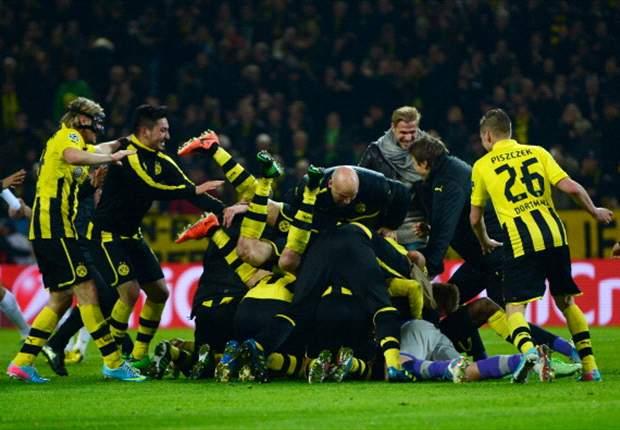 Liverpool Ingin Tiru Borussia Dortmund