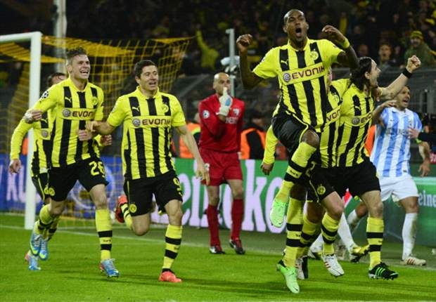 Dortmund boss Klopp happy to face Real Madrid