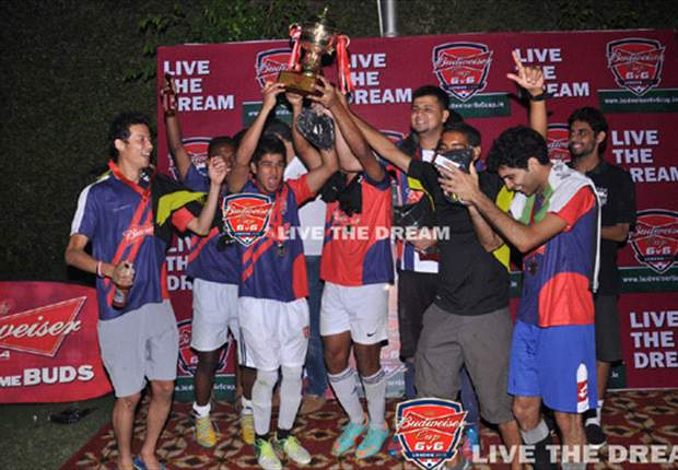 Budweiser 6v6 Cup: SPG FC win National finals