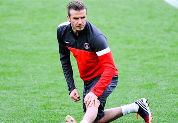 England boss Hodgson on Beckham retirement: A golden era is approaching its end