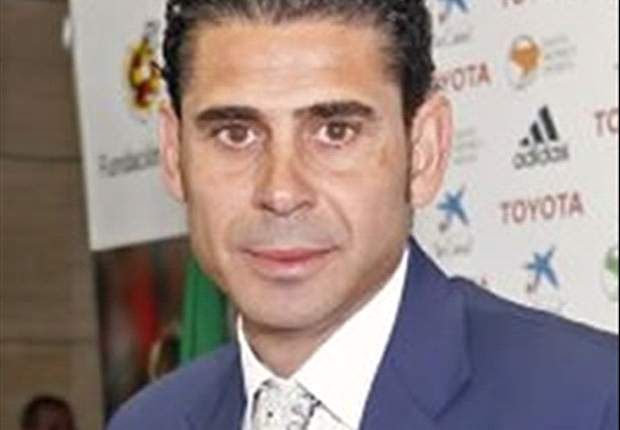 Fernando Hierro to leave director of sport role at Spanish FA