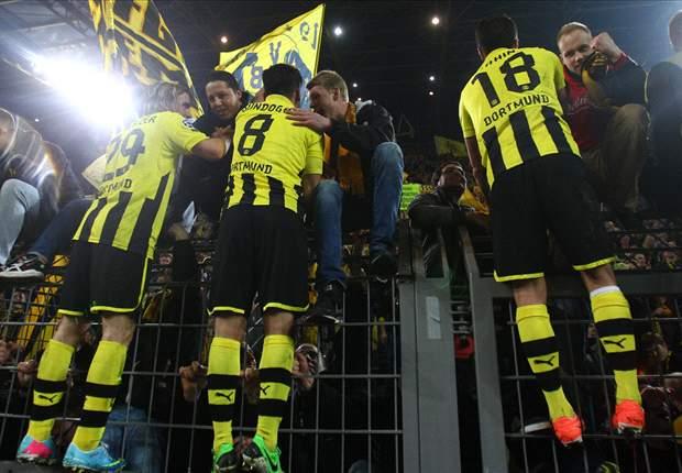 Borussia Dortmund, ese sólido y vistoso equipo alemán
