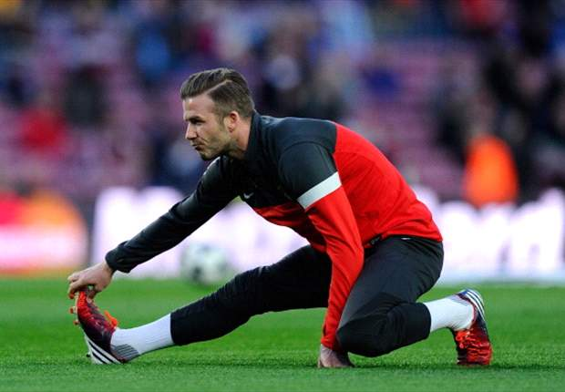 "David Beckham: ""Paris Saint-Germain will, dass ich verlängere"""