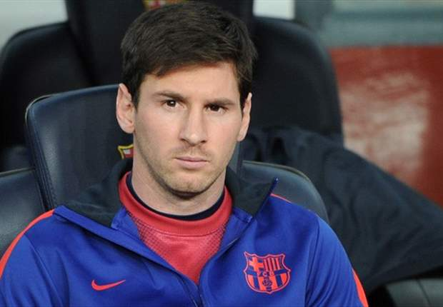 Even when he's injured, Messi is still Barcelona's saviour