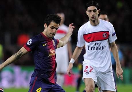 Le PSG avec le Barça, Monaco avec Benfica
