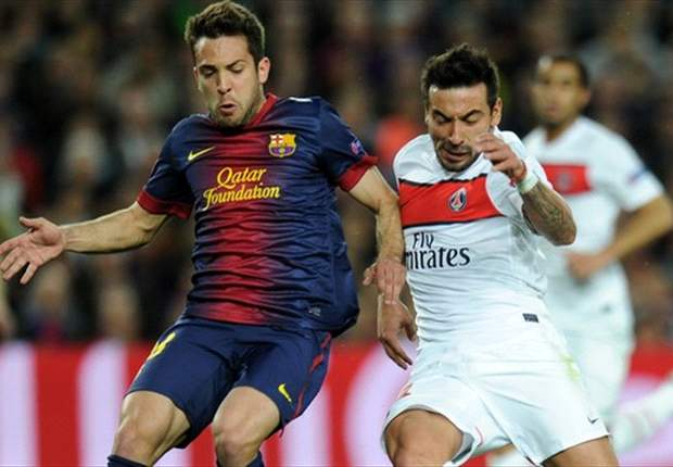 Jordi Alba set for six-week absence