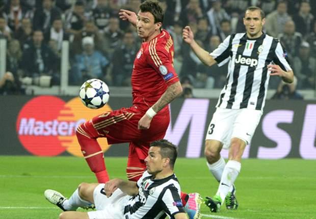 FC Bayern München folgt Borussia Dortmund nach souveräner Vorstellung gegen Juventus ins Halbfinale der Champions League