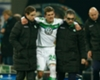 Wolfsburg defender Jung suffers torn cruciate ligament