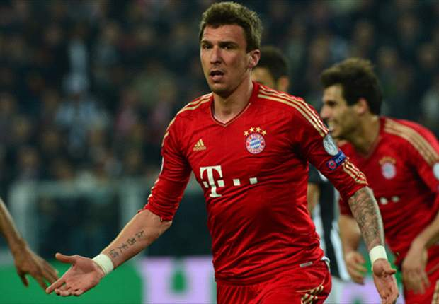 TEAM NEWS: Mandzukic preferred to Gomez for Champions League final clash