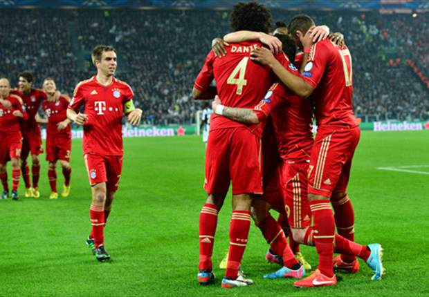Brilliant Bayern show why the Champions League is theirs to lose