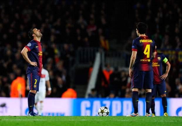 LdC - Qu'il est faible, ce Barça…